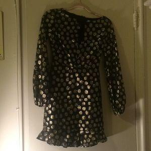 Lottie Bell Sleeve Dress, For Love & Lemons